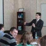 Александр Кондратович ведет курс Анти-Босс