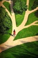 Прогулочная дорожка