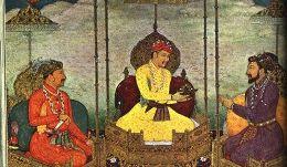 Индийский царь Акбар