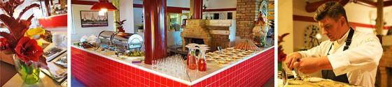 Ресторан Lizari в Латвии