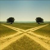 Пересечение четырех дорог