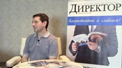А. В. Кондратович для журнала Директор