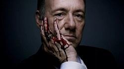 Кевин Спейси и кровь на руке