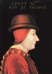Король Франции Людовик XI