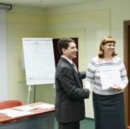 Людмила Севрюк и Александр Кондратович