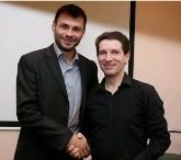 Игорь Шабатин и Александр Кондратович