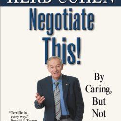 Герберт Коэн — легендарный переговорщик