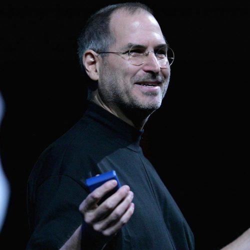Стив Джобс: надкусанная звезда неизвестного гения