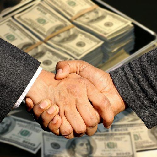 Энергетика процесса переговоров о деньгах
