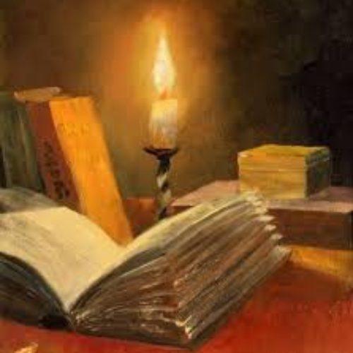 Вне времени горит свеча