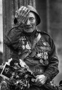 Советский солдат день победы