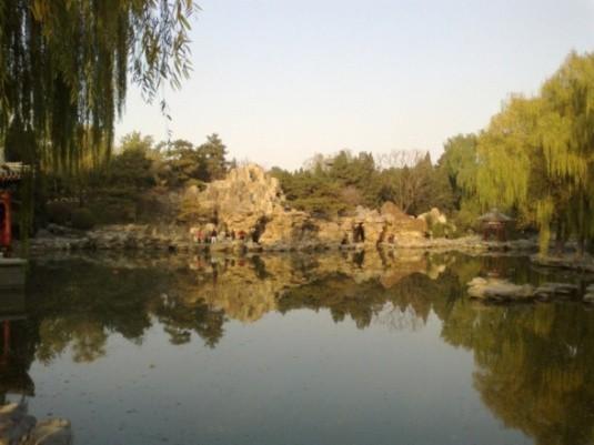 пекин природа