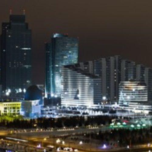 Астана — город переговорщиков