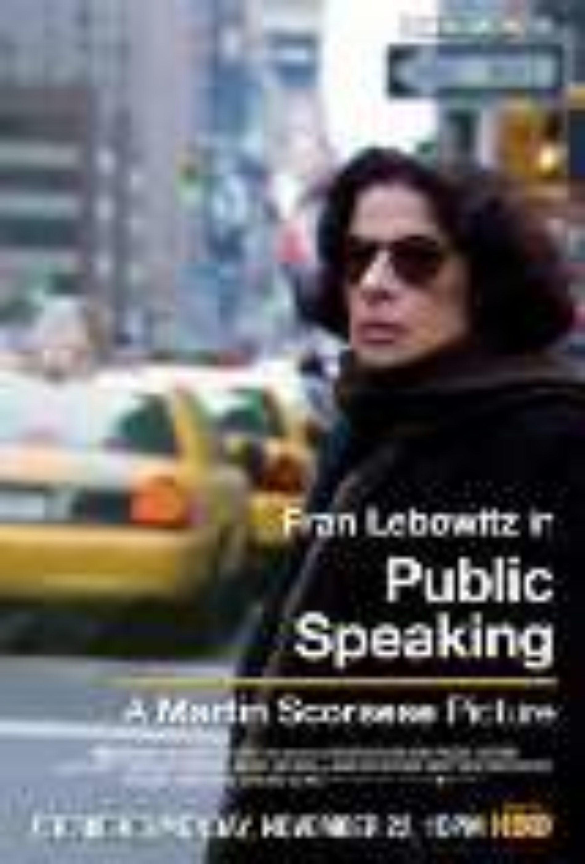 Фран Лебовитц: о жизни, переговорах и писательском ремесле