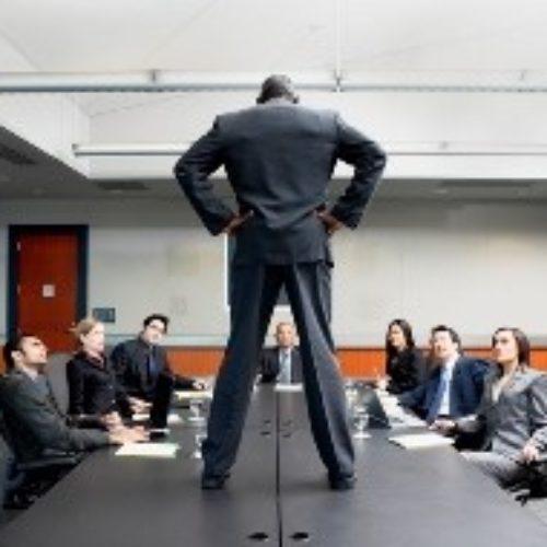 Типовые поведенческие ошибки в переговорах